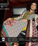 Zubaida Textile Mills Khaddar Dresses 2013-2014 For Women 005