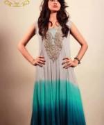 Zunaira's Lounge Winter Dresses 2013 For Women 003