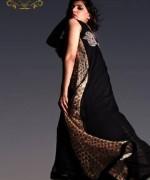 Zunaira's Lounge Winter Dresses 2013 For Women 004
