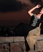 Zunaira's Lounge Winter Dresses 2013 For Women 005