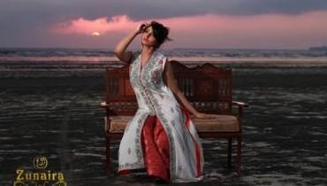 Zunaira's Lounge Winter Dresses 2013 For Women 009