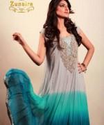 Zunaira's Lounge Winter Dresses 2013 For Women
