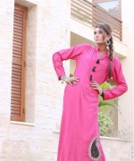 Adil Iqbal Winter Dresses 2013-2014 For Women 004