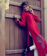 Adil Iqbal Winter Dresses 2013-2014 For Women 009