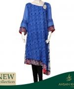 Ahsan Khan Winter Dresses 2013-2014 for Women 005