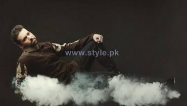 Arsalan Iqbal Menswear 2014 For Winter 1
