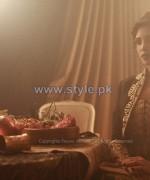 Arsalan Iqbal Winter Dresses 2014 For Girls 2