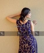 Ayesha and Usman Qamar Winter Dresses 2014 For Girls 1