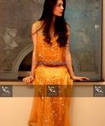 Ayesha and Usman Qamar Winter Dresses 2014 For Girls 2