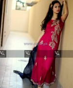 Ayesha and Usman Qamar Winter Dresses 2014 For Women 5