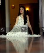 Ayesha and Usman Qamar Winter Dresses 2014 For Women 6