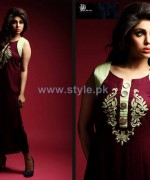 Black and White Couture Party Dresses 2014 For Girls 1