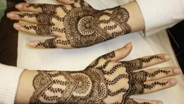 Bridal Mehndi Designs 2014 For Women 0028