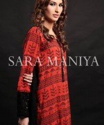 Casual Wear Dresses for Winter 2014 by Sara Maniya014
