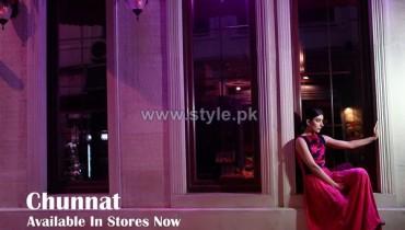 Chunnat Winter Dresses 2014 For Women 7