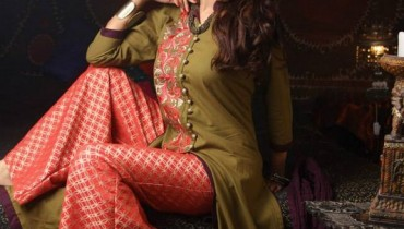 Cotton Ginny Winter Dresses 2013-2014 Volume 2 For Women 001