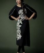 Crescent Winter Dresses 2013-2014 by Faraz Manan 002