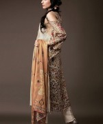Crescent Winter Dresses 2013-2014 by Faraz Manan 003