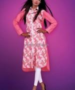 Cross Stitch Winter Dresses 2014 For Girls 4