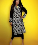 Cross Stitch Winter Dresses 2014 For Women 1