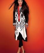 Cross Stitch Winter Dresses 2014 For Women 3