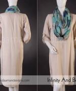 Daaman Winter Dresses 2013-2014 Volume 2 For Women 002