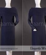 Daaman Winter Dresses 2013-2014 Volume 2 For Women 004