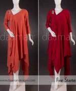 Daaman Winter Dresses 2013-2014 Volume 2 For Women 006