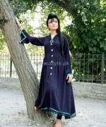 Damak Casual Wear 2014 Dresses For Winter 4