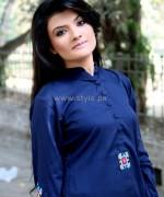 Damak Casual Wear 2014 Dresses For Women 12