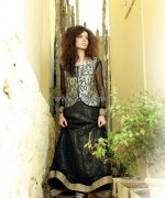 Deepak and Fahad Party Dresses 2014 For Girls 1