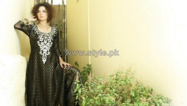 Deepak and Fahad Party Dresses 2014 For Girls 3