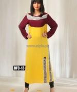 Dicha Fall Winter Dresses 2014 For Girls 3