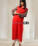 Dicha Fall Winter Dresses 2014 For Girls 5