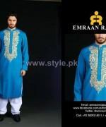Emraan Rajput Formal Wear Kurtas 2014 For Men 6