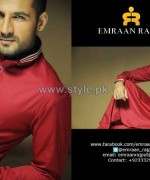 Emraan Rajput Winter Shalwar Kameez Designs 2013-2014 For Boys 1