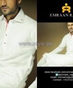 Emraan Rajput Winter Shalwar Kameez Designs 2013-2014 For Boys 2
