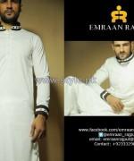 Emraan Rajput Winter Shalwar Kameez Designs 2013-2014 For Boys 3