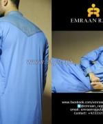Emraan Rajput Winter Shalwar Kameez Designs 2013-2014 For Boys 4