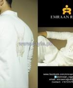Emraan Rajput Winter Shalwar Kameez Designs 2013-2014 For Men 7