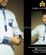 Emraan Rajput Winter Shalwar Kameez Designs 2013-2014 For Men 9