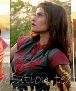 Evolution Textiles Winter Dresses 2013-2014 For Women 002