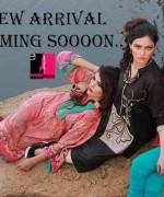 Evolution Textiles Winter Dresses 2013-2014 For Women 003