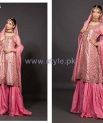 Fahad Hussayn Embroidered Clothes 2013-2014 For Brides 3