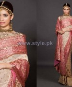 Fahad Hussayn Embroidered Clothes 2013-2014 For Brides 4