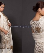 Fahad Hussayn Embroidered Dresses 2013-2014 For Brides 10