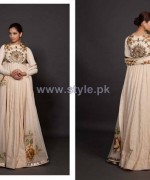 Fahad Hussayn Embroidered Dresses 2013-2014 For Brides 11