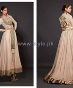 Fahad Hussayn Embroidered Dresses 2013-2014 For Brides 12