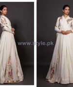 Fahad Hussayn Embroidered Dresses 2013-2014 For Brides 7