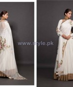 Fahad Hussayn Embroidered Dresses 2013-2014 For Brides 8